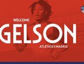 رسمياً.. أتلتيكو مدريد يضم جيلسون مارتينيز 5 سنوات