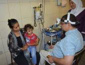 إجراء 5 عمليات من قائمة انتظار زراعة القوقعة بمستشفى سوهاج الجامعى