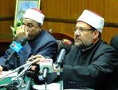 وزير الأوقاف ومحافظ القاهرة يبحثان مع الأئمة توعية المواطنين بما يحاك ضد مصر