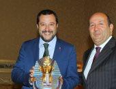 وزير الداخلية الإيطالى: علاقاتنا مع مصر هامة ومحورية وضرورية لاستقرار المنطقة