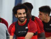 محمد صلاح يبدأ الاستعداد مع ليفربول لمواجهة مانشستر يونايتد.. صور