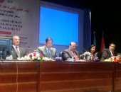 رئيس جامعة طنطا يفتتح المؤتمر العلمى الثانى لمراكز الأورام