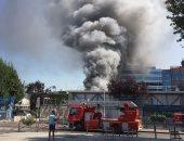 إصابة 19 شخصا فى حريق بمدينة تولوز الفرنسية
