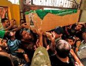 """صور.. شهيدان ونحو 120 جريحا فى جمعة """"أطفالنا الشهداء"""" بغزة"""