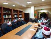 صور.. المنظمة العالمية لخريجى الأزهر بالأقصر تنظم ندوة حول تاريخ سيناء
