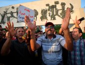 صور.. تجدد المظاهرات العراقية فى بغداد للمطالبة بإنهاء الفساد