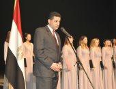 صور.. دار الأوبرا المصرية تقدم أول عرض لها فى صربيا بالمسرح الوطنى