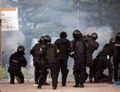 صور.. تواصل أعمال العنف فى هندوراس احتجاجا على ارتفاع الأسعار