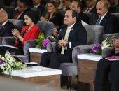 لحظة بلحظة ..فعاليات اليوم الثانى لمؤتمر الشباب بحضور الرئيس السيسى