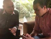 """ممثل لبنان فى اجتماع """"المحامين العرب"""": مصر حاضنة لكافة فعاليات الأشقاء"""