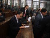 """اليوم.. سماع أقوال الشهود فى محاكمة 35 متهما بـ""""فض اعتصام رابعة"""""""