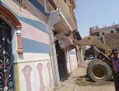 محافظ سوهاج: إزالة 13 حالة تعدى على الأراضى الزراعية وأملاك الدولة