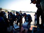 صور..كوريا الجنوبية ترسل فريق إنقاذ طارئ إلى لاوس بعد أزمة انهيار سد