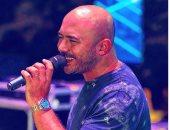 """فيديو.. 5 ساعات """"زحمة ورقص وفرح"""" فى حفل محمود العسيلى بالساحل"""