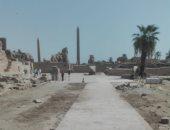 الحكومة تكشف حقيقة شائعة تهجير أهالى منطقة نجع أبو عصبة بالأقصر دون التعويض