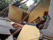28 مصابا وتضرر 25 ألفا آخرين فى أحدث حصيلة لضحايا زلزال الصين