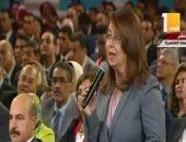 غادة والى: نسبة الطلاق ارتفعت فى مصر بشكل مقلق ونفكر فى الحلول