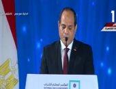 الرئيس السيسي: نحن أمة احترفت الابتكار وصناعة المعجزات