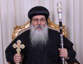 """الكنيسة: التحقيقات جارية فى مقتل """"إبيفانيوس"""" ولم يتم توجيه تهم لأحد"""