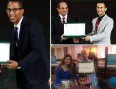 تعزيزات أمنية بالعاصمة الإدارية لتأمين المؤتمر الوطنى السابع للشباب