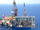 ارتفاع إنتاج الغاز الطبيعى خلال شهر يوليو الماضى لـ4.3 مليون طن