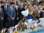 صور.. وقفة بالورود على ضحايا حادث تورونتو بكندا بمشاركة رئيس الوزراء