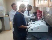 صور.. وكيل وزارة الصحة بجنوب سيناء: توفير أجهزة غازات الدم للحالات الحرجة