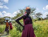 """""""منظمة الهجرة"""" تتطالب بتوفير 122 مليون دولار لمساعدة النازحين فى جنوب السودان"""