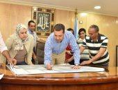 اعتماد المخطط التفصيلى لـ9 مناطق بمدينة أسيوط