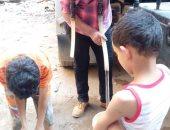 شكوى من انقطاع مياه الشرب بشارع أبو وليد بالطوابق فيصل