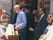 فيديو وصور ..الرقابة الإدارية ترصد حالات تهرب جمركى بقيمة 2مليون جنيه بميناء الإسكندرية