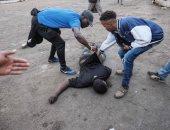 مقتل شخص بالرصاص فى احتجاجات بزيمبابوى على نتائج الانتخابات - صور