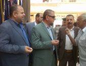 صور.. زحام على مكاتب تموين كفر الشيخ لإضافة المواليد الجدد