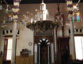 شاهد ترميم المسجد العباسى فى بورسعيد قبل افتتاحه