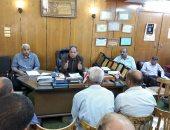 اللجنة الميدانية لتموين المنيا تتابع اجراءات إضافة المواليد