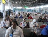 مصر للطيران تسير 3 رحلات لنقل 719 حاجا فلسطينيا من الأراضى المقدسة