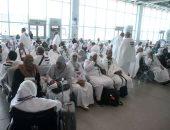 لجان وزارة السياحة بالمنافذ والمطارات تتابع إجراءات عودة الحجاج