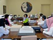 الشيخة مى تلتقى أسرة الأدباء والكتاب فى البحرين استعدادًا لليوبيل الذهبى
