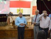 محافظ بورسعيد يطالب المجلس القومى للسكان بتكثيف الجهود فى توعية المجتمع
