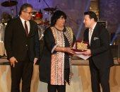 وزيرا الثقافة والآثار يكرمان هانى شاكر ومدحت صالح فى افتتاح مهرجان القلعة