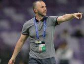 مدرب الجزائر يوضح أسباب رفضه إقامة أمم أفريقيا فى مصر