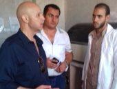 خصم حافز مدير مستشفى ابوحماد و مجازاة الأطباء لتغيبهم عن الإستقبال