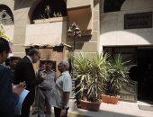 مدير أمن القليوبية يتفقد عدد من المساجد والكنائس بمدينة بنها