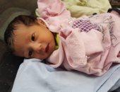 العثور على طفلة حديثة الولادة بالقرب من ترعة بقرية فى الشرقية