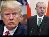 """شاهد.. سخرية المغردين من أردوغان بعد إفراجه عن القس الأمريكى بـ""""أفيه"""" القصرى"""