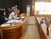 مناقشة 48 شكوى فى اللقاء الأسبوعى للمواطنين بكفر الشيخ