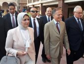 فيديو وصور.. الحكومة الإيطالية توافق على افتتاح مستشفى إيطالى جديد فى بورسعيد 28 أغسطس