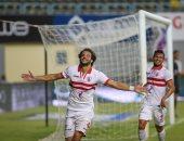هاتريك محمود علاء يقوده لحصد لقب أفضل لاعب فى لقاء الزمالك وطلائع الجيش