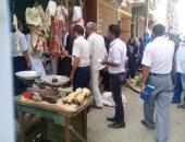 ضبط 76 مخالفة تموينية للمخابز البلدية والأسواق بمراكز المنيا