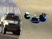 """القوات المسلحة: مقتل 52 إرهابيا وتدمير 32 عربة أسلحة بـ""""سيناء 2018"""""""